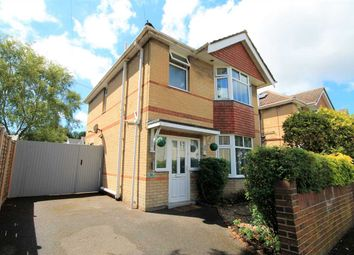 Thumbnail 3 bed detached house for sale in Alcester Road, Parkstone, Poole