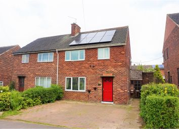 Thumbnail 3 bed semi-detached house for sale in Holderness Drive, Sheffield