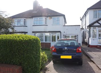 Thumbnail 3 bed semi-detached house for sale in Carter Road, Great Barr, Birmingham