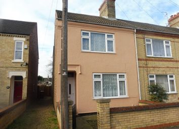 Thumbnail 3 bed property to rent in Granville Street, Peterborough