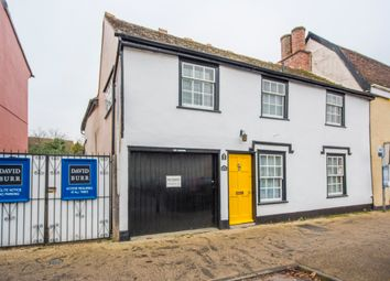 Thumbnail 3 bedroom cottage for sale in Long Melford, Sudbury, Suffolk