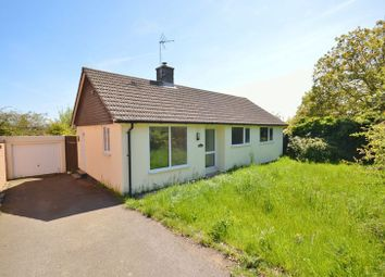 Thumbnail 3 bed detached bungalow for sale in Crendon Road, Chearsley, Aylesbury