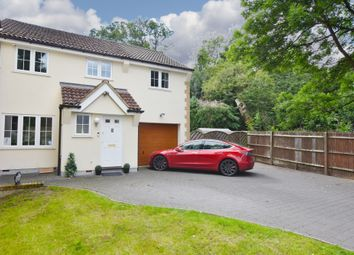 Thumbnail 4 bed semi-detached house for sale in Lingmoor Drive, Garston, Watford