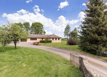 Thumbnail 3 bedroom detached bungalow for sale in Kinross
