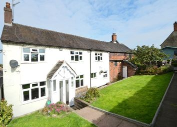 Thumbnail 3 bed cottage for sale in Sandon Road, Hilderstone