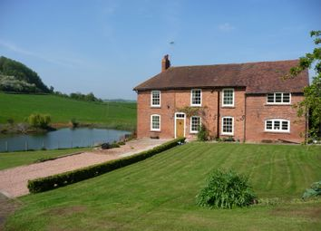 Thumbnail 4 bed detached house to rent in Orleton, Stanford Bridge, Worcestershire