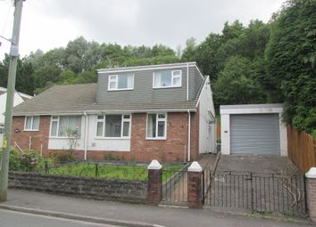 Thumbnail 3 bed semi-detached bungalow for sale in Anns Close, Merthyr Tydfil