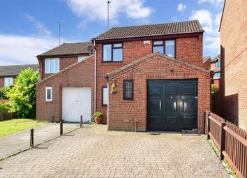 Thumbnail 3 bed semi-detached house for sale in Swallow Rise, Walderslade, Chatham, Kent