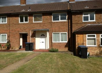Thumbnail 3 bed terraced house to rent in Parsonage Leys, Harlow
