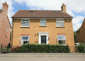 Thumbnail 6 bed detached house for sale in Church Meadows, Bocking, Braintree