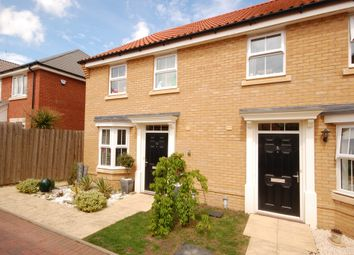 Thumbnail 3 bed semi-detached house for sale in Gilbert Road, Saxmundham
