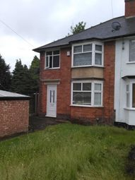 Thumbnail 3 bed end terrace house for sale in Gipsy Lane, Birmingham