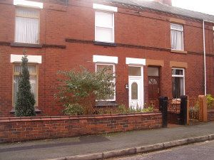 Thumbnail 2 bed terraced house to rent in Reservoir, St Helens