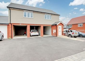Thumbnail 2 bedroom detached house to rent in The Pastures, Loves Farm, St Neots