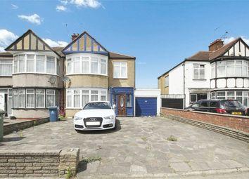 Thumbnail 4 bed semi-detached house to rent in Kenton Park Parade, Kenton Road, Queensbury, Harrow