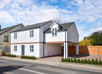 Thumbnail 4 bed detached house for sale in Thame Road, Wallingford