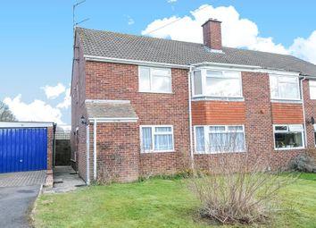 Thumbnail 2 bed maisonette for sale in Highwood Close, Newbury