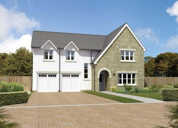 "Thumbnail 5 bedroom detached house for sale in ""Southbrook"" at West Road, Haddington"