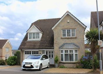 Thumbnail 4 bed detached house for sale in Larcombe Road, Boscoppa, St. Austell
