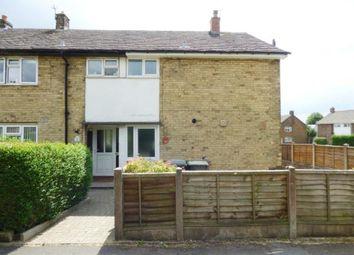 Thumbnail 3 bed end terrace house for sale in Elizabeth Avenue, Buxton, Derbyshire