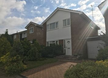 Thumbnail 4 bed detached house to rent in Crossways, Linton, Cambridge