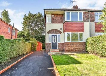 Thumbnail 3 bed semi-detached house for sale in Willbury Drive, Sheffield, South Yorkshire