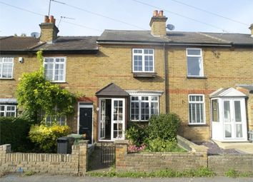 Thumbnail 2 bed terraced house for sale in West Street, Ewell, Epsom
