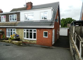 Thumbnail 3 bed semi-detached house to rent in Coniston Drive, Cheadle