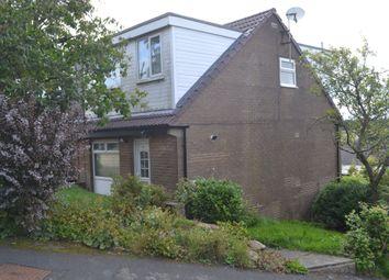 Thumbnail 3 bed semi-detached house for sale in Longhouse Lane, Denholme, Bradford