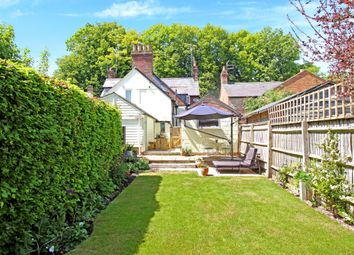 Thumbnail 2 bed cottage for sale in Baydon Road, Lambourn, Hungerford