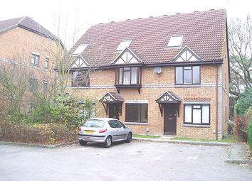 Thumbnail 1 bed flat to rent in Dorchester Court, Oriental Road, Woking