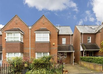 Thumbnail 3 bed terraced house for sale in Castlebar Park, London