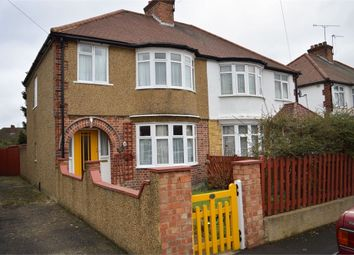 Thumbnail 3 bed semi-detached house for sale in Durham Avenue, Hounslow, Middlesex