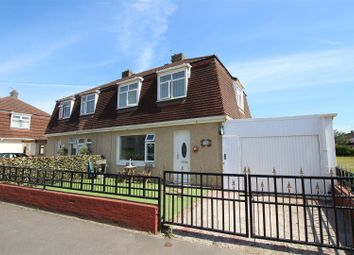Thumbnail 3 bed semi-detached house for sale in Farm Drive, Sandfields, Port Talbot