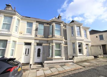 Thumbnail 2 bed terraced house for sale in Clayton Road, Prince Rock, Plymouth, Devon