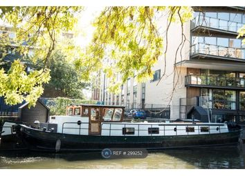Thumbnail 2 bed houseboat to rent in Wiltshire Row, London
