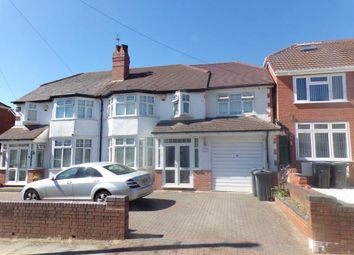 Thumbnail 4 bed semi-detached house for sale in Westminster Road, Selly Oak, Birmingham, West Midlands