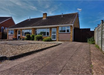 Thumbnail 3 bed bungalow for sale in Purcell Close, Exeter