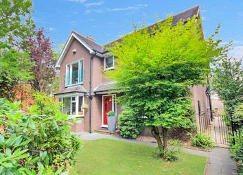 Thumbnail 3 bed detached house for sale in Queens Park Avenue, Longton, Stoke-On-Trent
