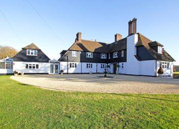 Thumbnail 10 bedroom detached house for sale in Orltons Lane, Rusper, Horsham, West Sussex