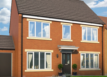 "Thumbnail 4 bed property for sale in ""The Layton At Metropolitan"" at Berrington Drive, Westerhope, Newcastle Upon Tyne"