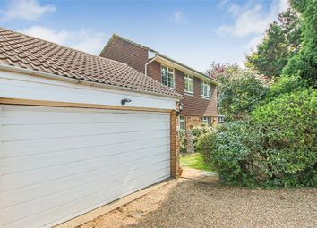 Thumbnail 3 bed detached house for sale in Locks Meadow, Dormansland, Surrey