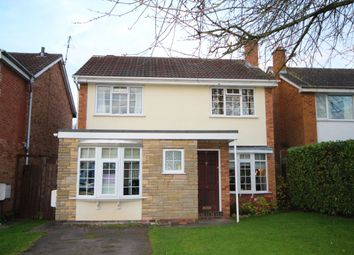 Thumbnail 3 bed detached house for sale in Riversleigh Road, Leamington Spa