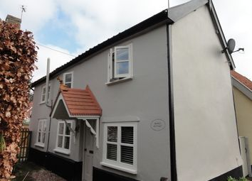 Thumbnail 2 bedroom cottage for sale in The Street, Norton, Bury St. Edmunds