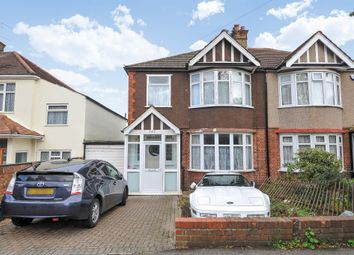 Thumbnail 3 bed semi-detached house for sale in Wood Lane, Isleworth