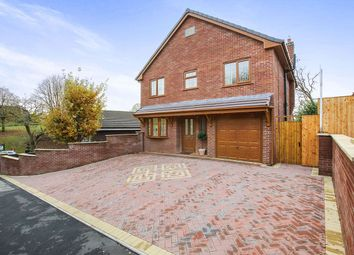 Thumbnail 4 bed detached house for sale in Wharfdale Road, Congleton