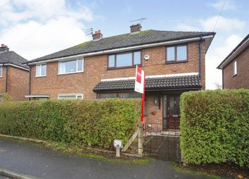 Thumbnail Semi-detached house for sale in Holly Bank Road, Wilmslow, Cheshire, .