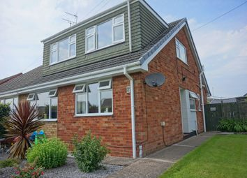 Thumbnail 3 bed semi-detached house for sale in Waudby Garth Road, Keyingham, Hull