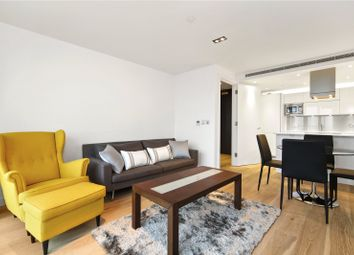 Thumbnail 1 bed flat to rent in Avantgarde Tower, 1 Avantgarde Place, London