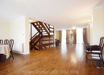 Thumbnail 4 bedroom town house for sale in Hornby Close, London